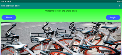 Rent and Share Bikes