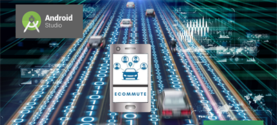 ECommute Carpooling Mobile Application