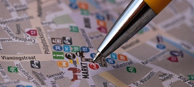 Map Social Media Website and Mobile App